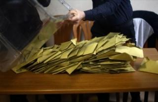 Maltepe'de oy sayımına devam edilecek