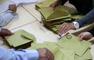 Maltepe'deki birleştirme tutanakları İl Seçim...