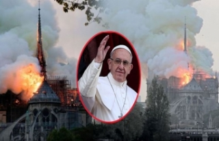 Notre Dame Katedrali yangınında flaş gelişme!...