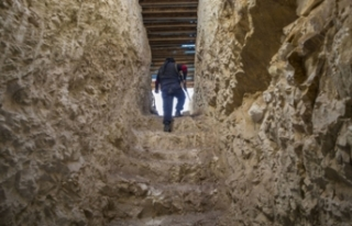 Terör örgütü tünel kazmaya devam ediyor!