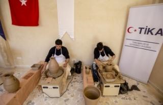 TİKA'dan Tunus'a destek