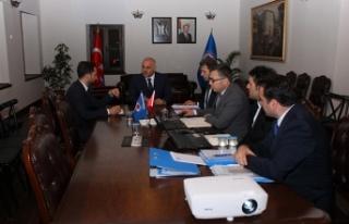 Trabzon Büyükşehir'de proje mesaisi başladı