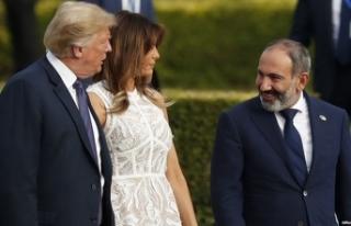 Trump'tan Ermeni olayları ile ilgili skandal...