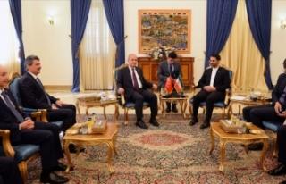 Türkiye ile İran'dan iletişim ve haberleşmede...