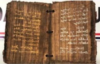 Türkiye'de ele geçirildi... Tam bin 300 yıllık