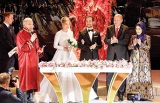 Yılın düğünü!