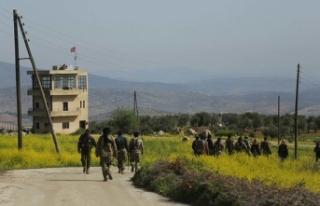 YPG/PKK, ÖSO'ya saldırdı