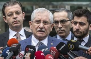 YSK Başkanı Güven'den son dakika 'Büyükçekmece'...