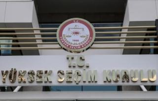 YSK MHP'nin İstanbul itirazını kabul etti