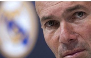 Zinedine Zidane'dan Barcelona'ya ağır...