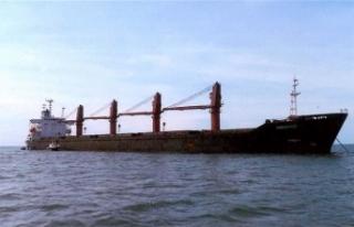 ABD'nin el koyduğu gemi incelenecek!