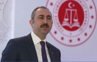 Adalet Bakanı duyurdu! Erdoğan 30 Mayıs'ta...