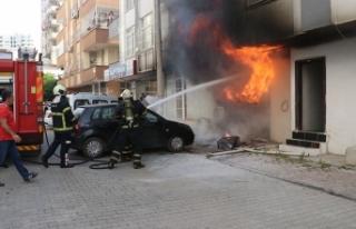 Adana'da korkutan yangın: 1'i çocuk 4...