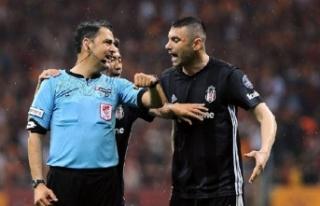 Ahmet Çakar derbinin hakemi Bülent Yıldırım'a...