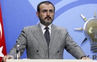 AK Parti'den CHP'ye çağrı: Ülkemiz için büyük...