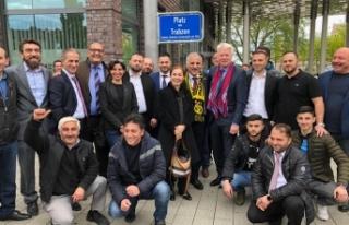 Almanya'da 'Trabzon Meydanı'