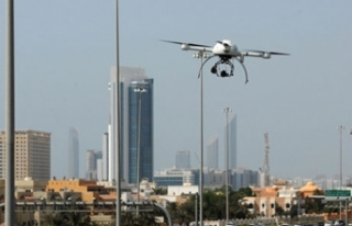 Bayram tatili trafiğine 'drone' ayarı