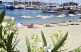 Bodrum plajlarında yeni düzenleme