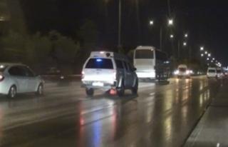 Bursaspor koruma çemberine alındı