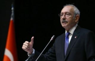 CHP Genel Başkanı Kılıçdaroğlu Süper Lig'e...