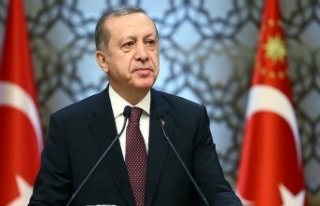 Cumhurbaşkanı Erdoğan'dan '19 Mayıs'...