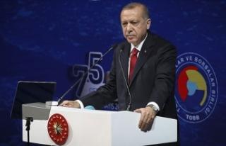 Cumhurbaşkanı Erdoğan'dan STK'lara çağrı,...