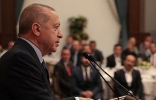 Cumhurbaşkanı Erdoğan'dan İBB Adayı ve çözüm...