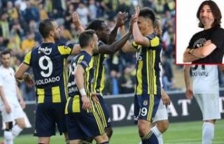 Cüneyt Kaşeler, Fenerbahçe - Akhisarspor maçında...