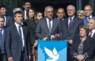 'DSP, İstanbul'da yeni bir aday göstermemeyi...
