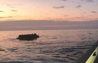 Ege'de göçmen faciası! Ölü ve kayıplar var