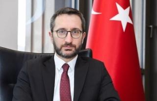 Fahrettin Altun: 'Öcalan açıklamasına bakıp...