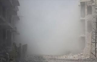 Esed rejimi, İdlib Gerginliği Azaltma Bölgesi'ni...