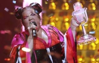 Eurovision'a İsrail'de şok!