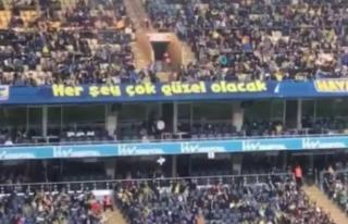 Fenerbahçe'den 'Her şey çok güzel olacak'...