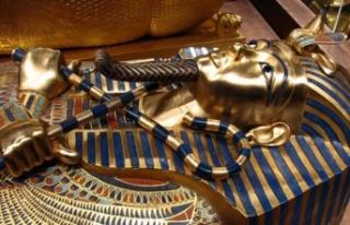 Firavun mezarındaki bir gizem daha çözüldü