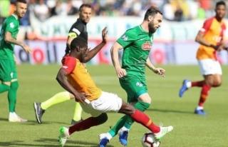 Galatasaray'a kaybeden Rizespor'da büyük...