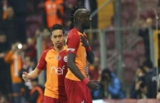 Galatasaray boykot etti! Diagne 'Allah var' dedi