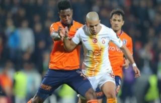 Galatasaray-Medipol Başakşehir maçının VAR'ı...