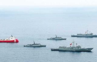 GKRY'den Türkiye'ye küstah tehdit!
