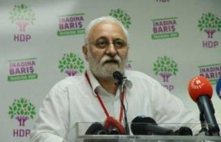 HDP'li vekilden MHP'ye takdir, CHP ve İYİ Parti'ye...