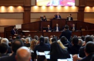 İBB Meclisinde bir çok konuda indirim teklifleri...
