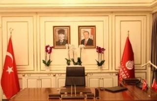 İBB'de İmamoğlu'nun odası boşaltıldı