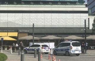 İstanbul'da AVM'de silahlı saldırı