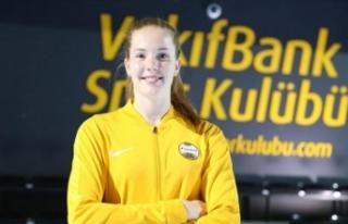 'İsveç kraliçesi' Haak VakıfBank'ta