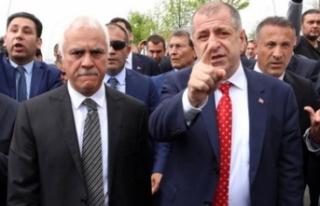 İYİ Partili Özdağ'dan Fener Rum Patrikhanesi'ne...