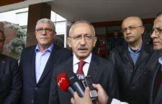 Kılıçdaroğlu'ndan gazeteci Demirağ'a...