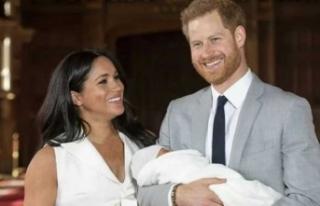 Kraliyet ailesi, bebeklerine 'şempanze'...