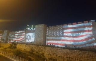 Kudüs'te tepki çeken hareket