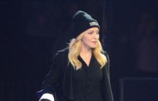 Madonna, İsrail'deki Eurovision şarkı yarışmasını...
