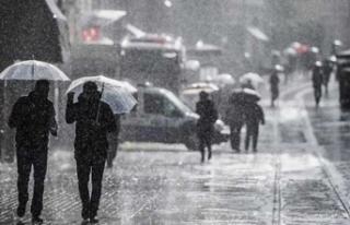 Meteoroloji'den son dakika İstanbul uyarısı!